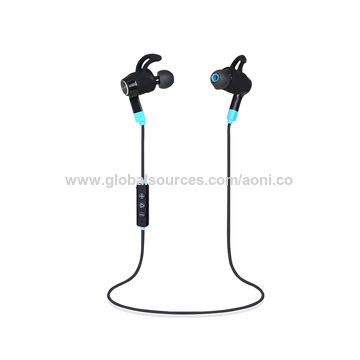 New Mini Sports bluetooth Headset waterproof for smart phone noise,with voice control, V4.1