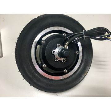 China Brushless Gear MOTOR Scooter parts wheel from Suzhou