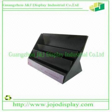 Black Cardboard Greeting Card Display Stand 40Competitive Pricehigh Delectable Cardboard Card Display Stand