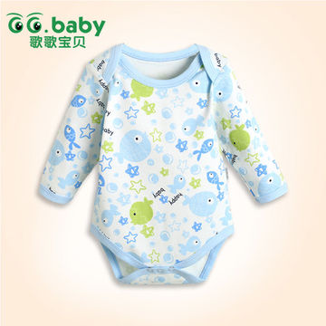 a0f14b908 Summer Baby Rompers 0-24m Newborn Baby Boy Baby Girl Romper Cotton ...