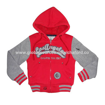 6b5f3e12c China Boys fleece fashion jacket from Xiamen Manufacturer  Xiamen ...