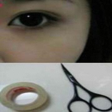 double eyelid tape, double eyelid sticker, medical, bandage