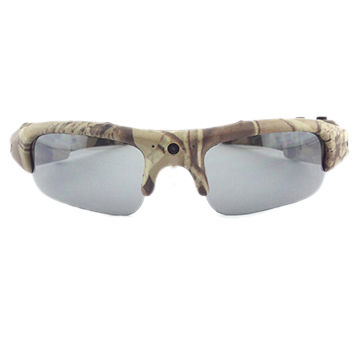 ee77677417 Spy HD Camera Glasses with Hidden Eye-wear Security Video Recorder ...