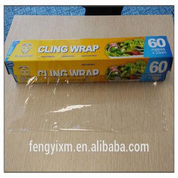 biodegradable PE Cling food wrap film | Global Sources