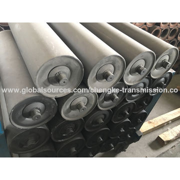 Conveyor idler, roller, belt conveyor | Global Sources