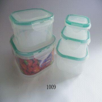 Plastic food container Plastic box Food grade antibacterial PP