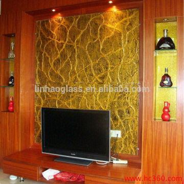 Other applications:booth dividers, doors, windows, decorative glass ...