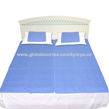 Summer evaporation cooling gel pad mat for bedsofapet Global Sources