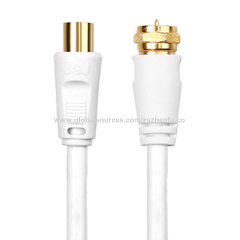 China RF TV coax cable from Zhongshan Manufacturer