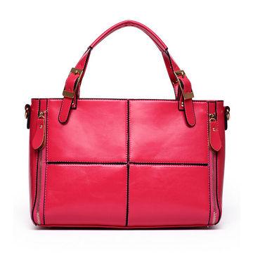 Used Hong Kong Sar Pu Leather Handbags Women S Style Made Of