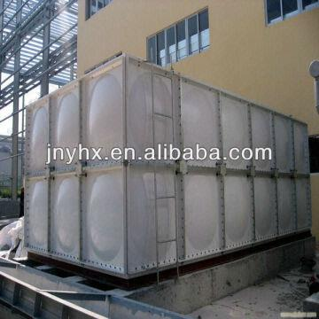 FRP Panel Tank Panel size: 1m*1m, 1m*0 5m, 0 5m*0 5m can combine any