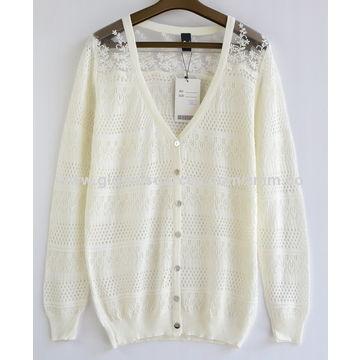 b19ca7ddac7 Hong Kong SAR Women s thin knit cardigan from Manufacturer  Meimei ...
