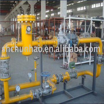 In Natural Gas Pressure Regulator