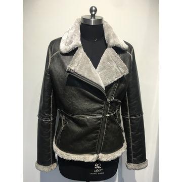 China Synthetic fur coat, ladies' coat