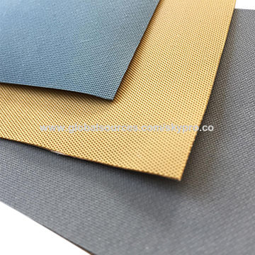 3f55c8a3c2a China Tan Khaki Hypalon Neoprene Fabric for Boats with Matte Surface  Inserted Rubber Sheets ...