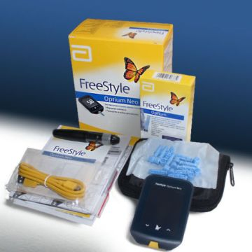 tiras de diabetes estilo libre