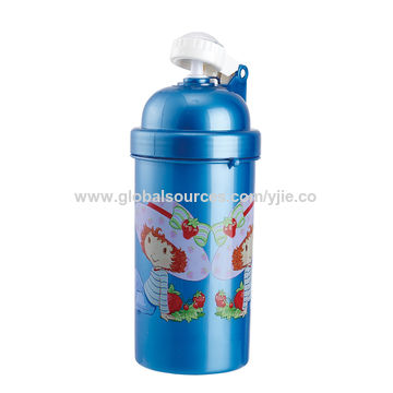 China 3D water bottle