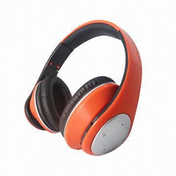 Bluetooth Stereo Headphones with Built-in EQ Equalizer