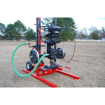 Malaysia Well Drilling Rig Water Well Drilling Equipment Drill Machine DIY Driller Tool