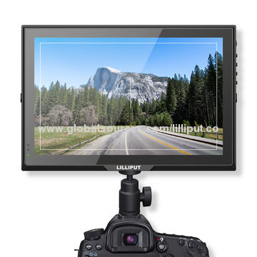 "10.1"" 3G-SDI camera field monitor with Capacitive Touch"