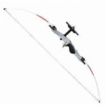 20-60lb Longbow Recurve Bow with 6 Bamboo Arrow for Archery