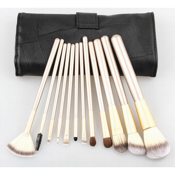 China Professional cosmetic foundation brushes sets for makeup