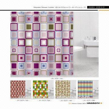 ... China Flower Style Hospital Cubicle Curtain Fabric Home Goods Shower  Curtains 1)100% Polyester