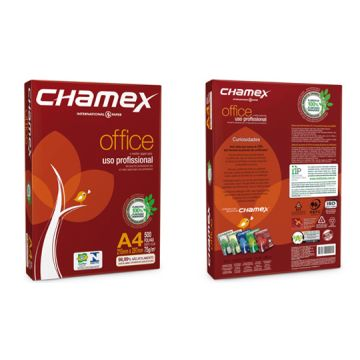 Chamex white A4 copy paper 80gsm (210mm*297mm) Manufacturers