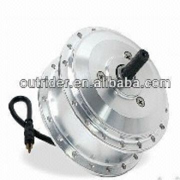 24V 250W brushless motor e-bike/ebike hub motor Specification: 1