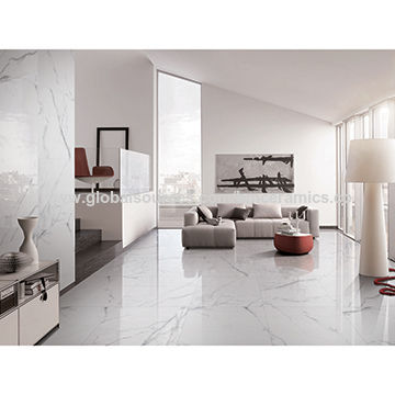 White Porcelain Floor Tiles China