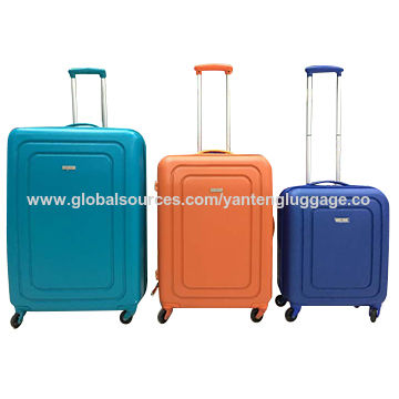 c5bc3e769 China 2019 ABS luggage set ,Cool luggage ,20/24/28'' ABS luggage on ...