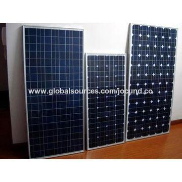 China High efficiency flexible solar panel