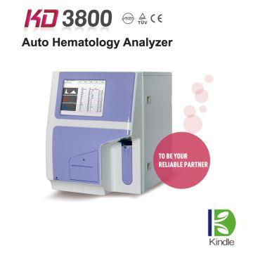 Full Auto Double Chamber 3 part Hematology Analyzer | Global