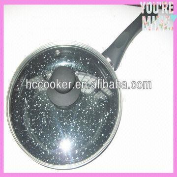 china marble coating fry pan ceramic fry pan korean frying pan ceramic coated frying pan non