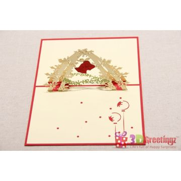 Vietnam Birthday Quiling Greeting Cards 3d Pop Up Quilling Paper