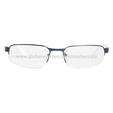 China New stainless steel optical frames eyewear glasses, wholesale ...