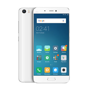 China Xiaomi mi5 3+64GB white smartphone