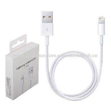 China Usb Charger Lightning Cable For