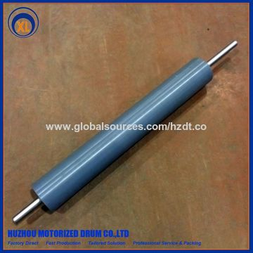 Customized color PVC coated conveyor roller | Global Sources