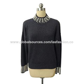 Ltd on Global Sources L S Fashion Apparel   Fabrics Women s Apparel Women s  Sweaters   Knitwear Women s knitted winter sweaters ... e7c538ff2