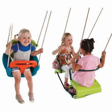 Kids\' indoor swing, easy to clean | Global Sources