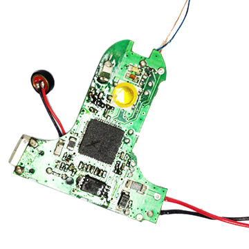 China Bluetooth Headset Circuit Board Design 94V0 PCB With