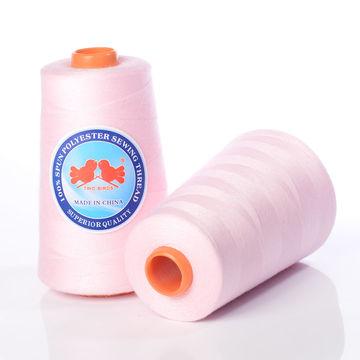 China High tenacity 40/2 40s/2 100 core spun polyester sewing thread