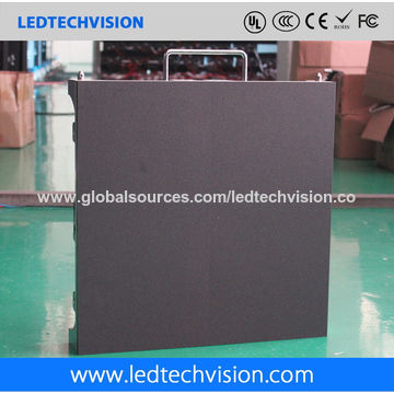 China P2.5mm Indoor HD LED Screen, Die Casting for Fixed or Rental Projects