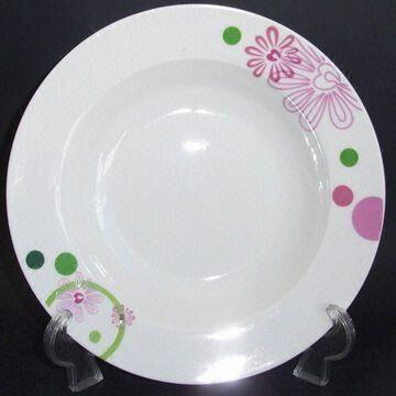 Ceramic Plate China Ceramic Plate & Ceramic Plate Customized Shape/Sizes are Welcome Microwave ...