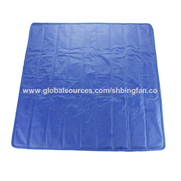 China Cool Mat Ice Seat Pad With Self Cooling For Human Being Ce