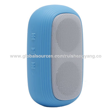 China USB Charging, Aux-in/FM Radio in Portable Bluetooth Speaker for Android and iOS System