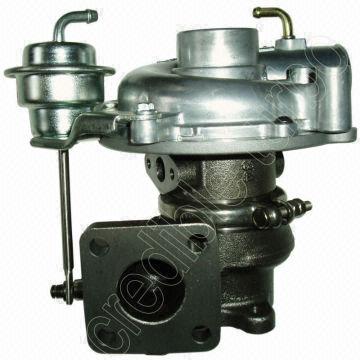 Isuzu D-max Rodeo Engine 4ja1t 2 5l Turbo Charger Rhf4h Vida