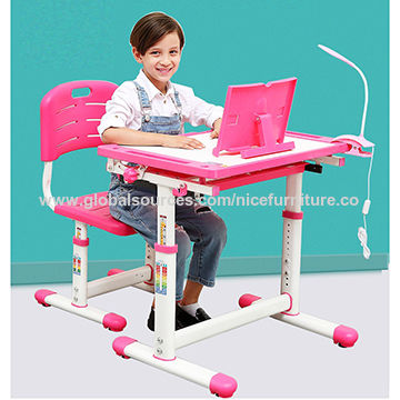 china ergonomic study table set from langfang wholesaler nice