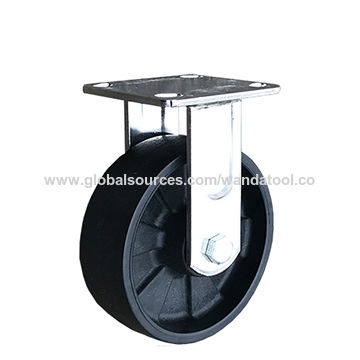 China Stainless Steel Casters Gl Fiber Nylon